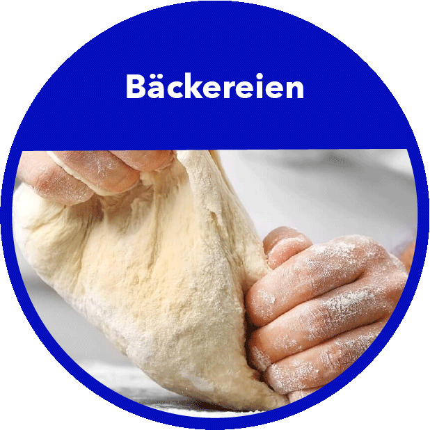 Bäckereien Branchenbild Rund