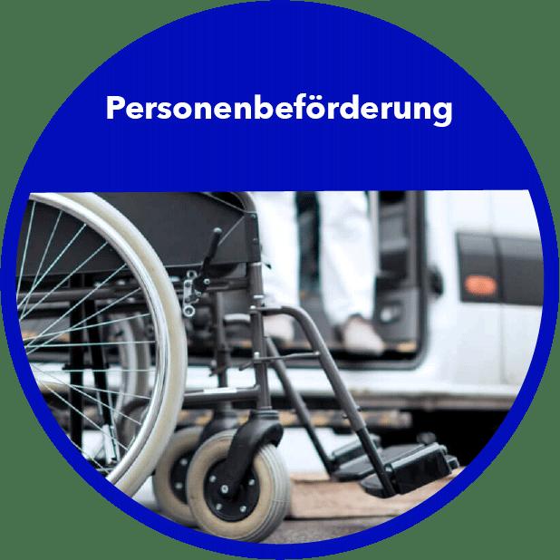 Personenbeförderung Branchenbild Rund