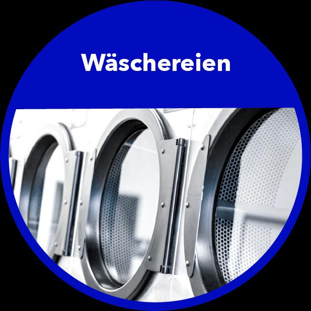 Wäschereien Branchenbild Rund